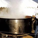 巨大寸胴鍋(直径2m)