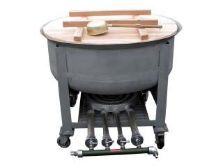 巨大寸胴鍋(1,000杯鍋)
