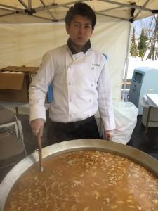 1000名鍋in新潟県上越市