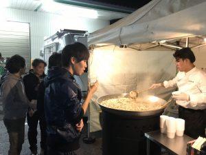 ◎ジャンボ芋煮(500名鍋)