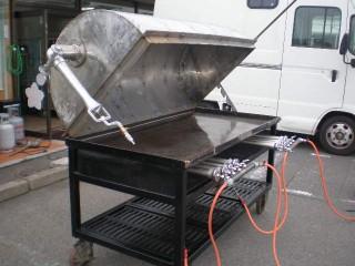 巨大オーブン